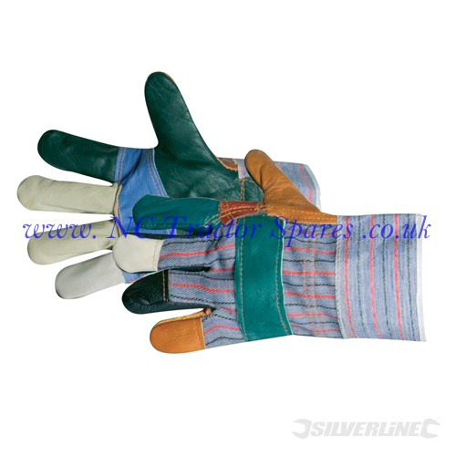 Furniture Rigger Gloves One Size (Silverline)