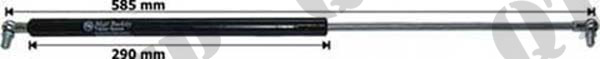Gas Strut Ford 40 Rear Window - 220N