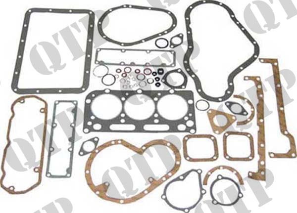 Gasket Kit David Brown 770 880 3 Cyl Complete