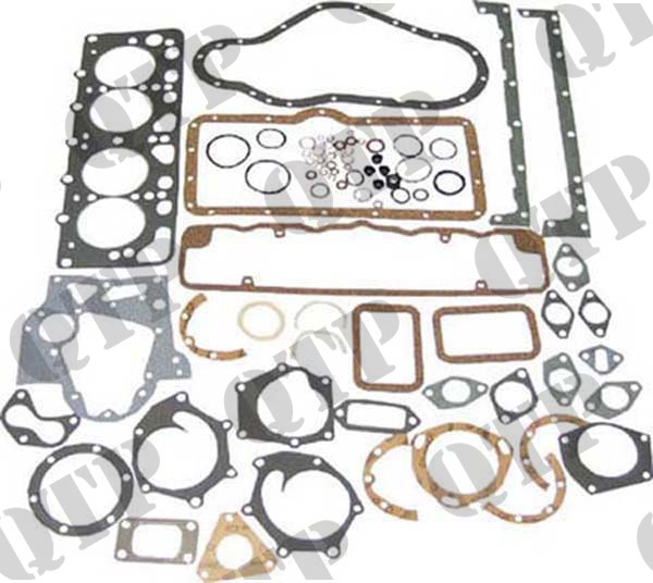 Gasket Set David Brown 990 995 1200 1410 (Selectamatic)