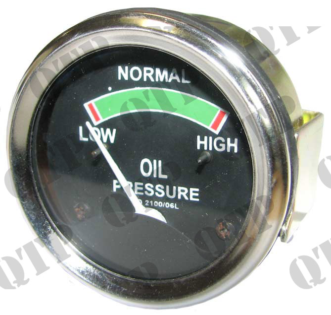 Gauge 135 165 Oil Pressure - Old Smith Type