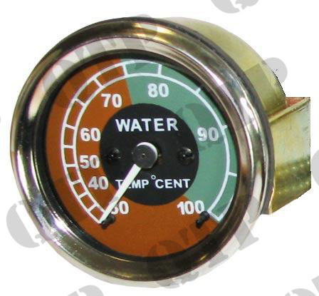 Gauge TE20 Temperature 6V Smith Type Early