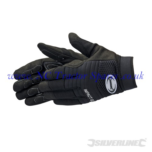Gel Comfort Gloves One Size (Silverline)