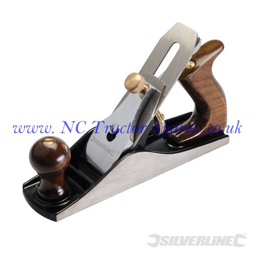 Hand Plane No. 4 50 x 2mm Blade (Silverline)