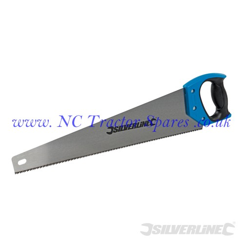 Hardpoint Saw 350mm 7tpi (Silverline)