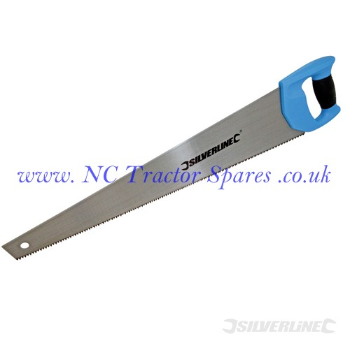 Hardpoint Saw 550mm 7tpi (Silverline)