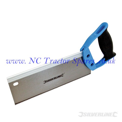 Hardpoint Tenon Saw 250mm 12tpi (Silverline)