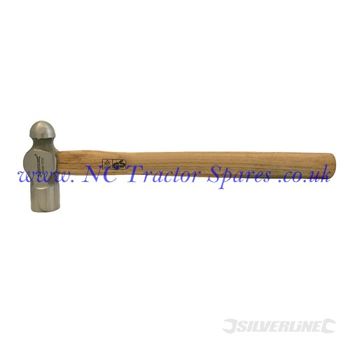 Hardwood Ball Pein Hammer 16oz (Silverline)