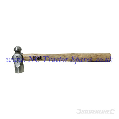 Hardwood Ball Pein Hammer 8oz (Silverline)