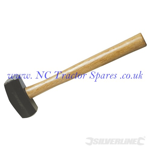 Hardwood Sledge Hammer Short-Handled 4lb (Silverline)