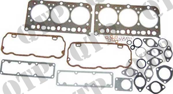 Head Gasket Set David Brown 1594 1694 6 Cyl