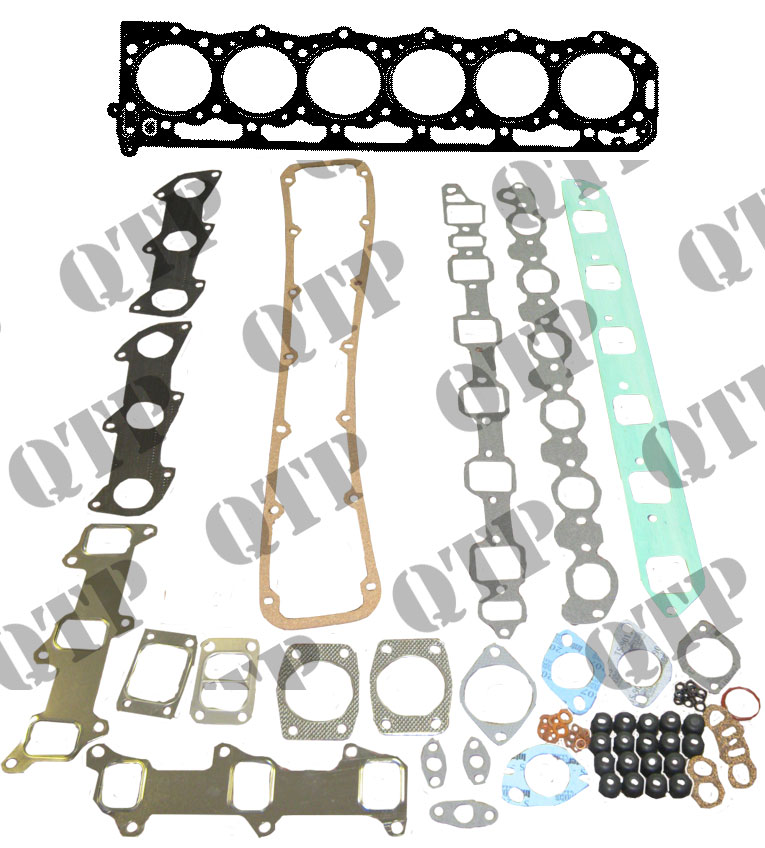 Head Gasket Set Ford 40 6 Cylinder