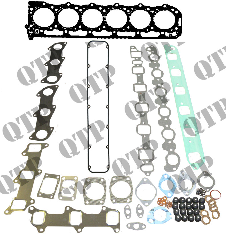 Head Gasket Set Ford 40 6 Cylinder.