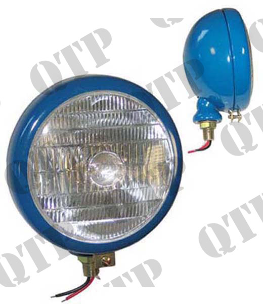 Head Lamp Blue V/M - BPF 40/45W (Major)
