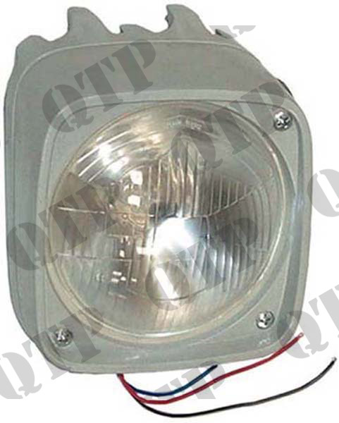 Head Lamp Ford 6610 c/o LH Cowl