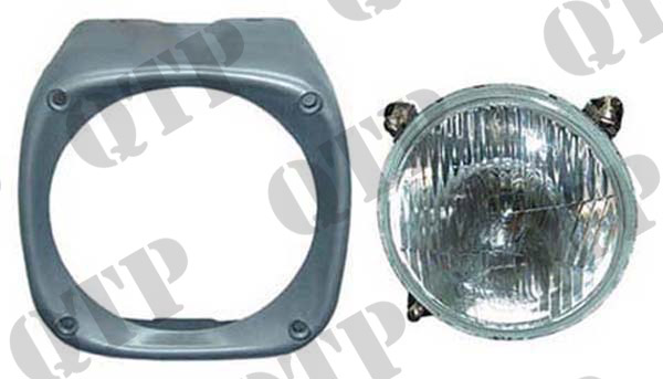 Head Lamp Kit 100 RH