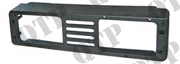 Head Lamp Panel Ford 40 Front Bezel
