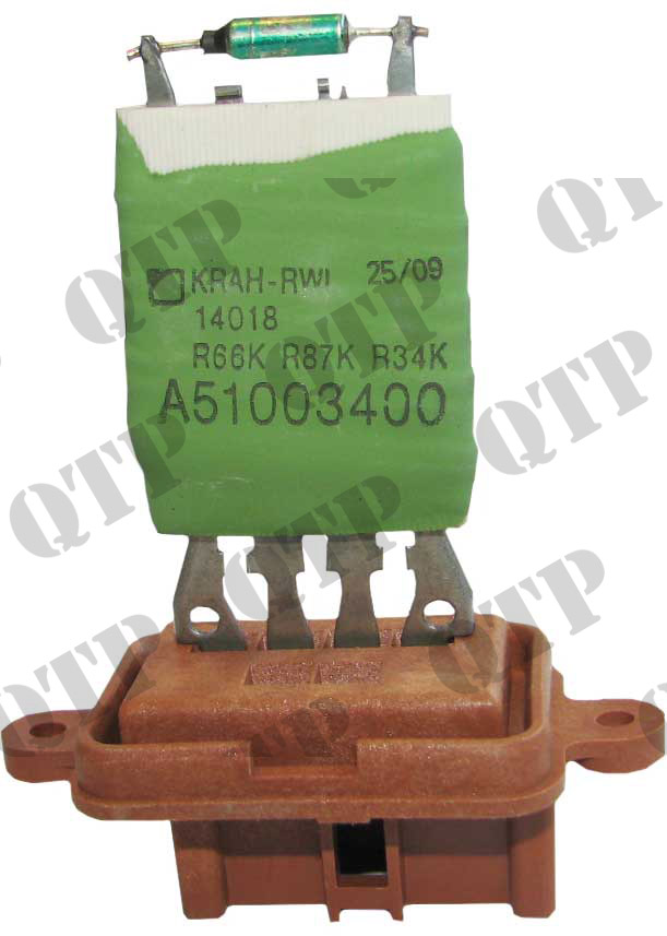 Heater Switch Resistor 6400