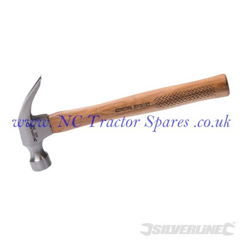 Hickory Claw Hammer 20oz (Silverline)