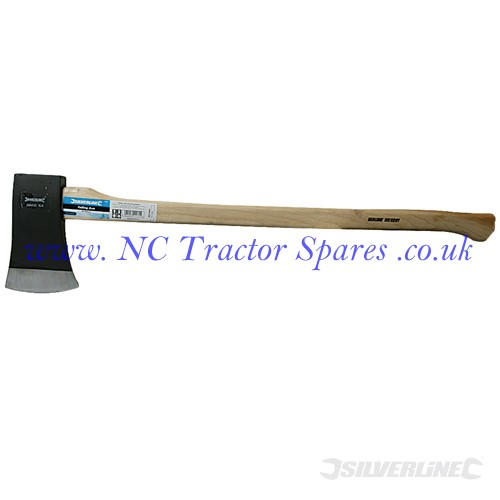 Hickory Felling Axe 6lb (Silverline)