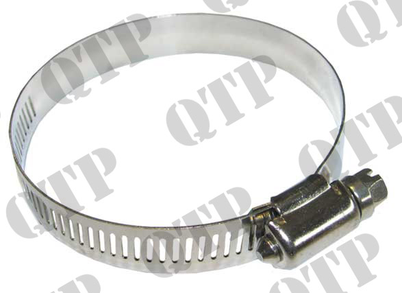 Hose Clip 30 - 40mm Stainless Steel