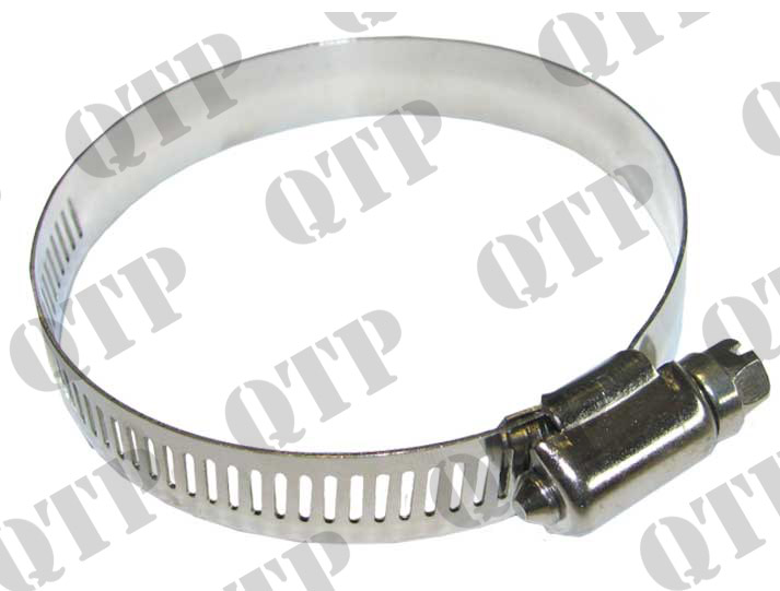 Hose Clip 35-50mm Stainless Steel Box of 10