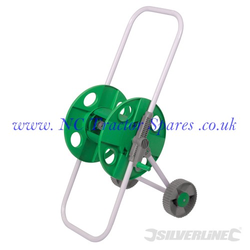 Hose Trolley 45m Hose Capacity (Silverline)