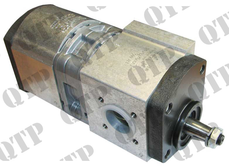 Hydraulic Pump 52 62 64 Twin Flow