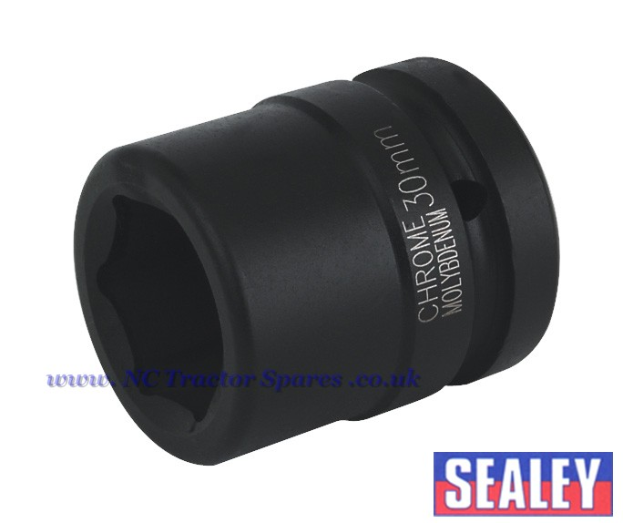 "Impact Socket 30mm 1""Sq Drive"