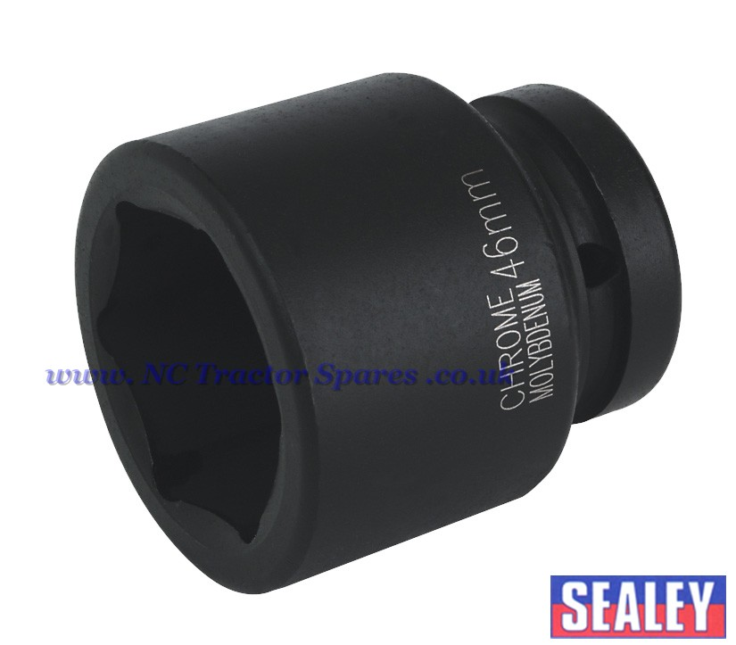 "Impact Socket 46mm 1""Sq Drive"