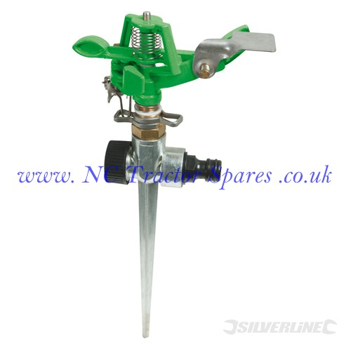 Impulse Garden Sprinkler 300mm (Silverline)