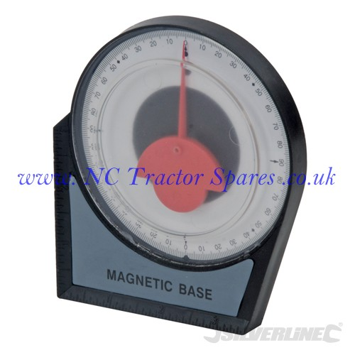 Inclinometer 100mm (Silverline)