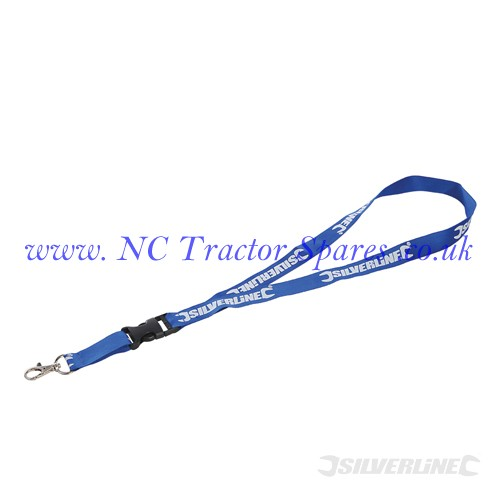 Lanyard 525mm (Silverline)