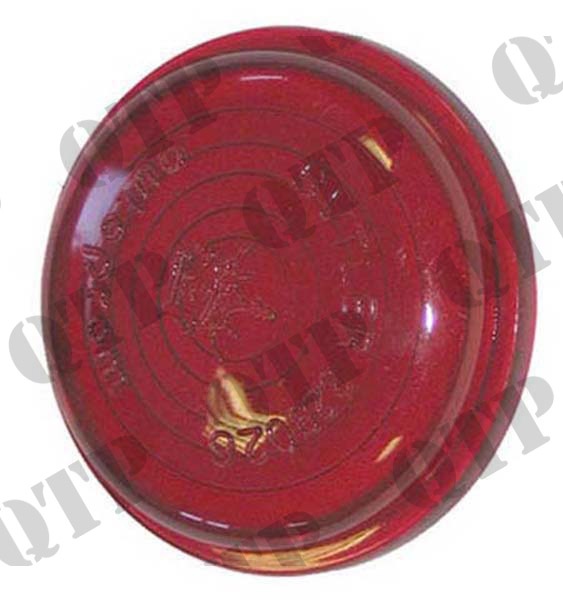 Lens Butler Rear Stop Red