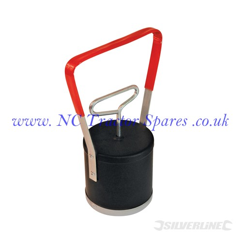 Magnetic Bulk Parts Lifter 7kg Capacity (Silverline)