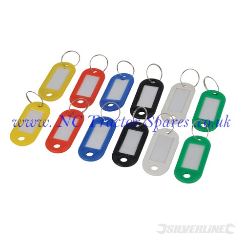 Master Key Rings 12pk 12pk (Silverline)