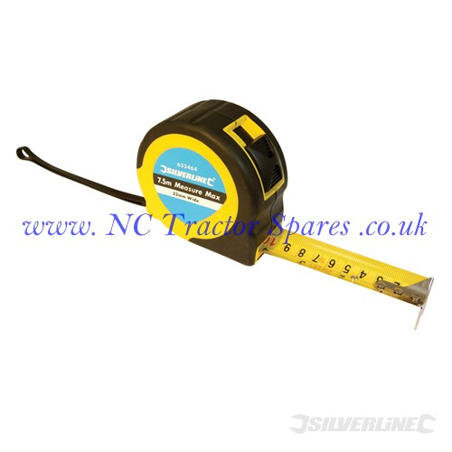 Measure Max Tape 10m x 32mm (Silverline)