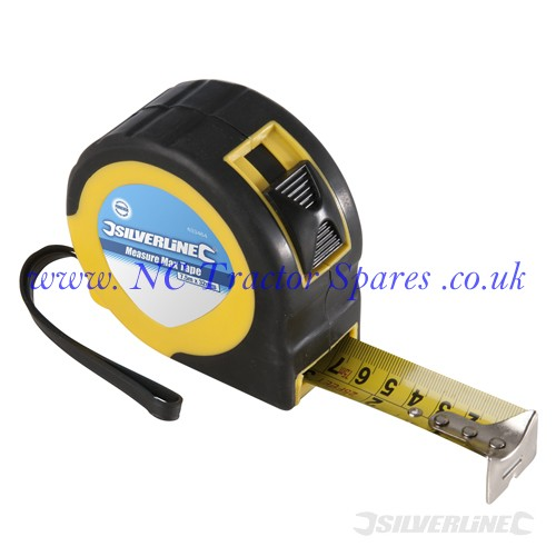 Measure Max Tape 7.5m x 32mm (Silverline)
