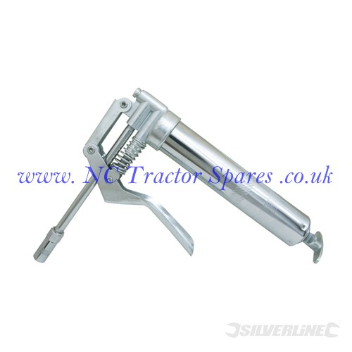 Mini Grease Gun 120cc (Silverline)