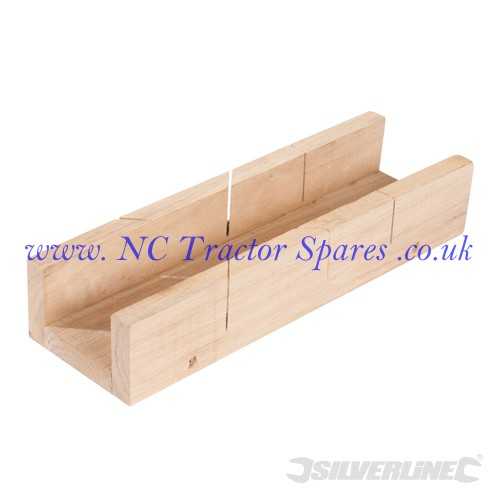Mitre Box 250 x 90mm (Silverline)