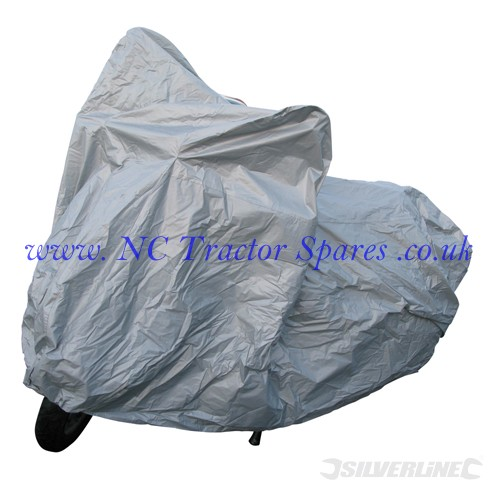 Motorbike Cover 2300 x 870 x 1050mm (Silverline)
