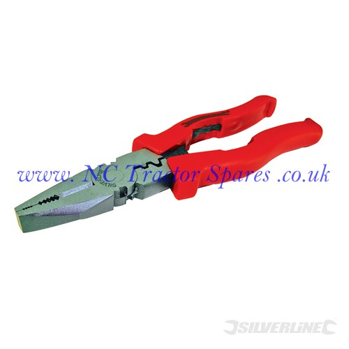 Multi-Function Combination Pliers 200mm (Silverline)