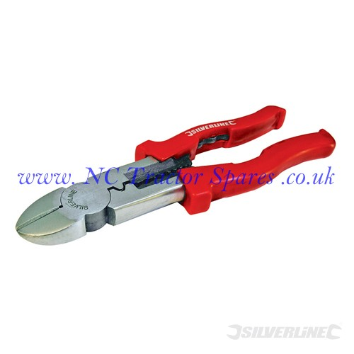 Multi-Function Side Cutting Pliers 200mm (Silverline)