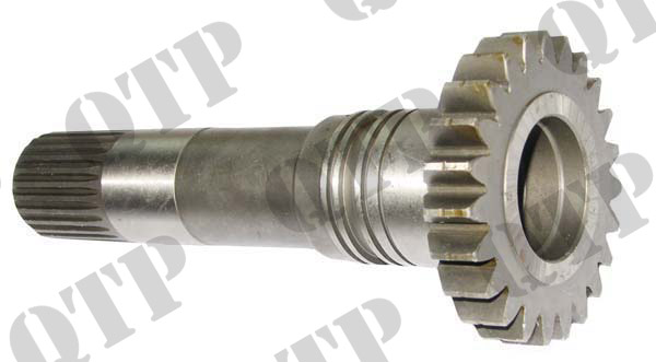 Multi Power Input Shaft 595 23 Teeth 25 Splin