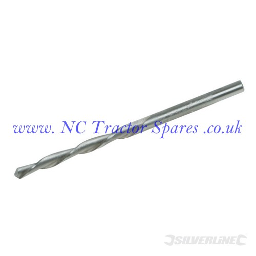 "Multipurpose 1/8"" Spiral Bit 1/8"" (Silverline)"