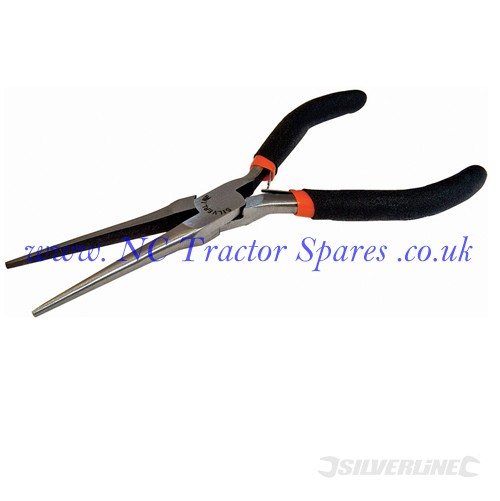 Needle Nose Electronics Pliers 150mm (Silverline)