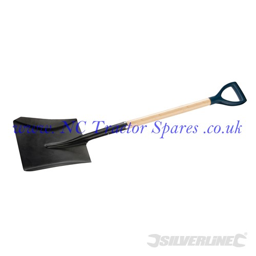 No.2 Shovel with PD Handle 1080mm (Silverline)