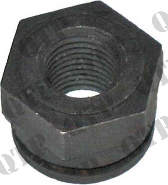 Nut for Hydraulic Pump with Groove (3/8 UNF)