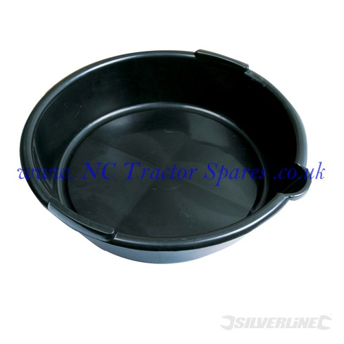 Oil Drain Pan 6Ltr (Silverline)