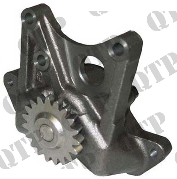 Oil Pump Assembly 4 Cylinder - Non Turbo